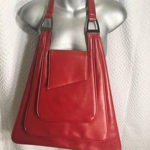 Handbags - Far Nine Red Purse